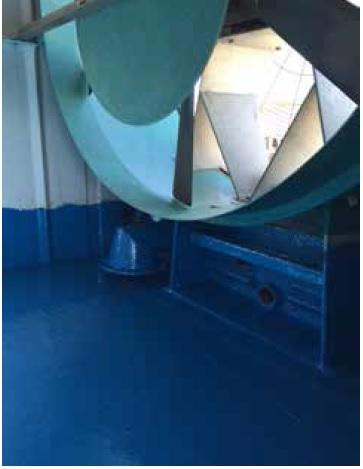 Torres de refrigeración de PRFV