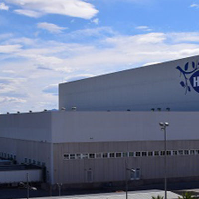 Revamping of refrigeration system of production processes at the Hero Spain plant