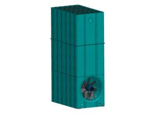 Torre de refrigeración TORRAVAL serie CTFP