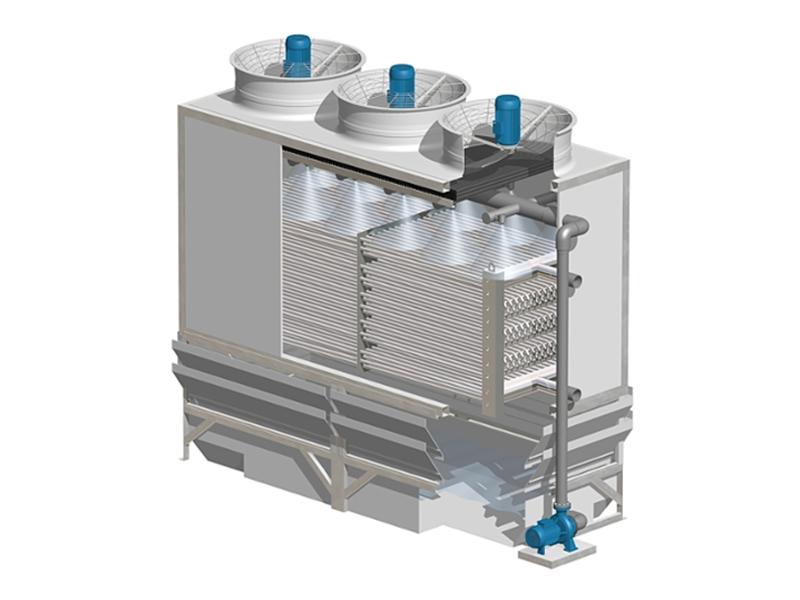 Condensador Evaporativo TORRAVAL