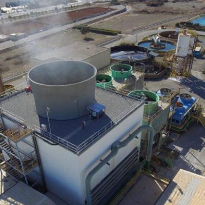 Retrofitting en ArcelorMittal de torre de refrigeración en tiempo récord