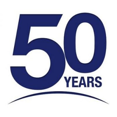 Commemorative Logo 50 YEARS TORRAVAL