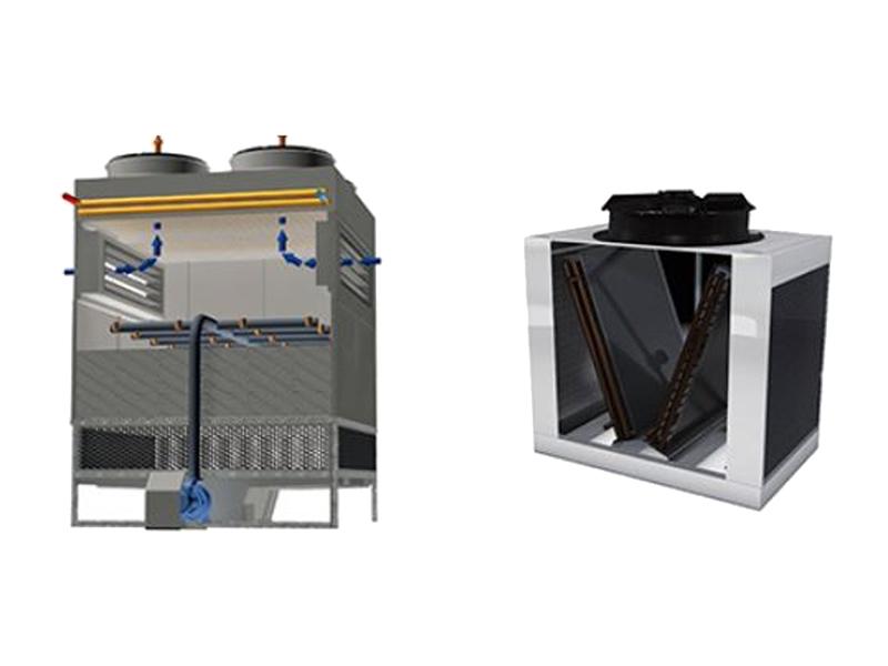 refrigeradores y condensadores adiabaticos