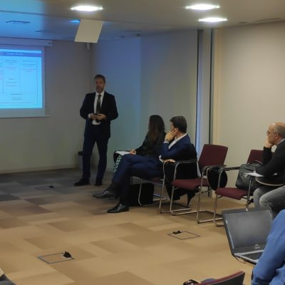 Torraval Cooling in the business model day organized by Innobasque