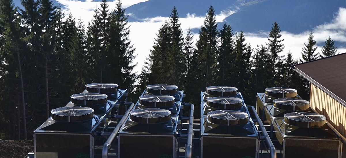 Torres de refrigeracion y sistemas adiabaticos Torraval