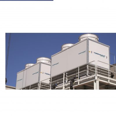 Open Circuit Cooling Towers – Theory & Operation
