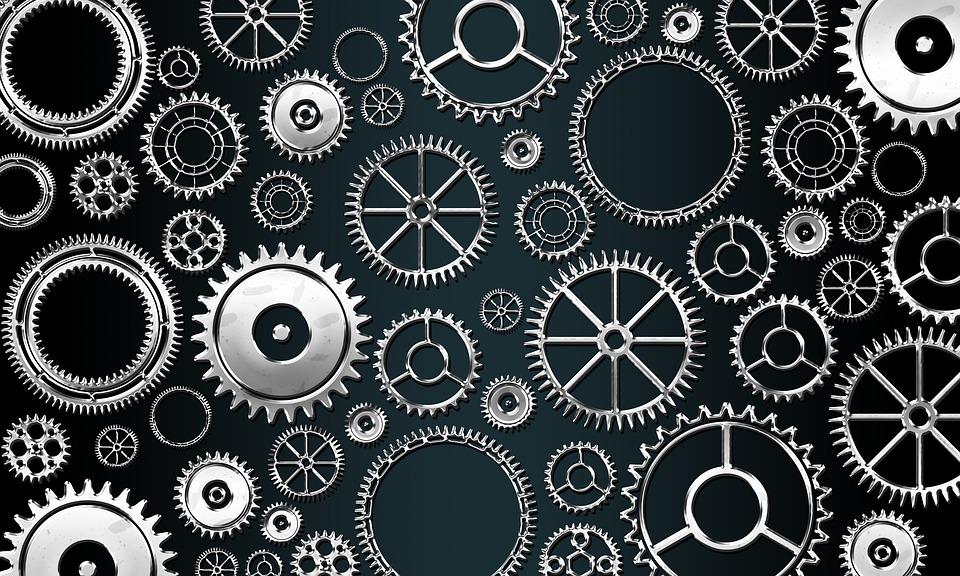 Las piezas de metal destinadas al sector mecánico (automotriz, máquina -herramienta, cintas transportadoras, engranajes, tornillos y pernos, etc.) requieren un tratamiento térmico después de su fabricación