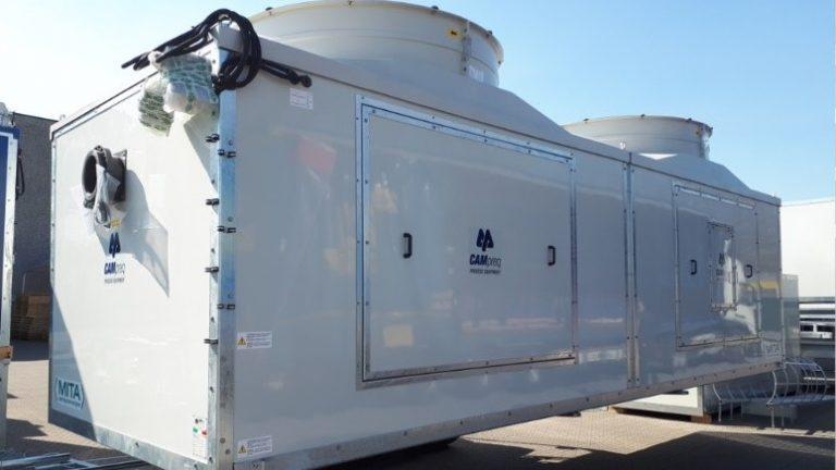 Torres de refrigeración para industria papelera PME-E