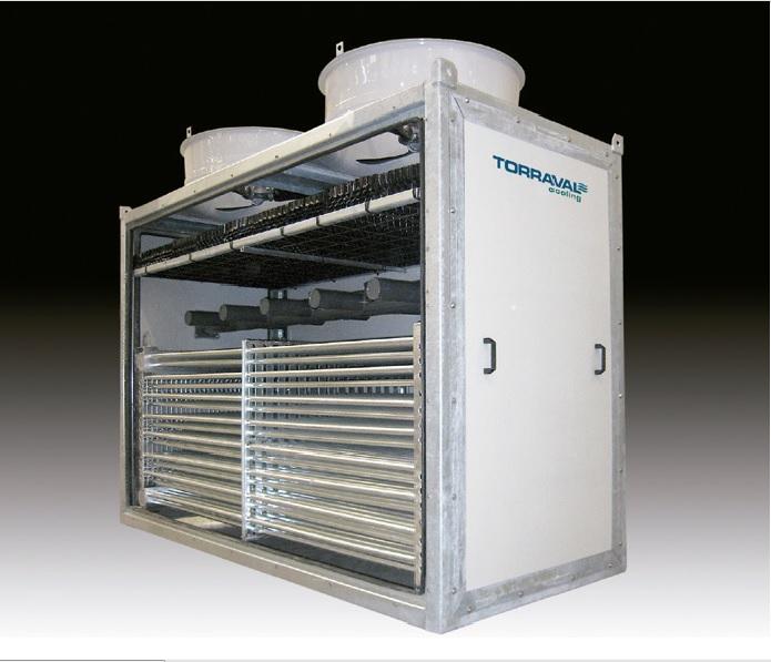 Torre de refrigeración de circuito cerrado MCC