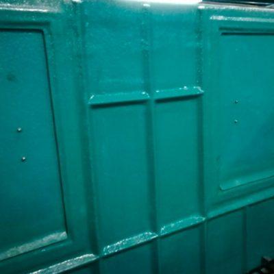 Soluciones de refrigeración de escorias metálicas
