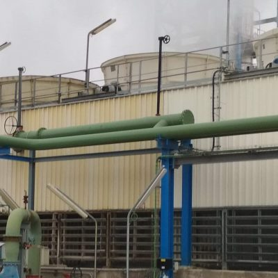 Extension of Adisseo's production process cooling