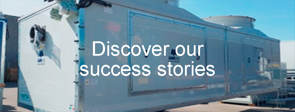 Discover our success stories