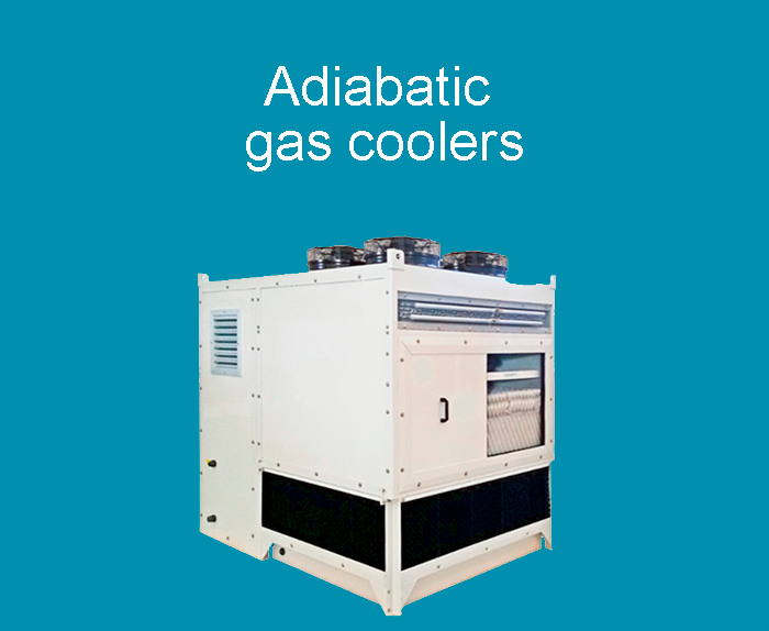 ADIABATIC GAS COOLERS