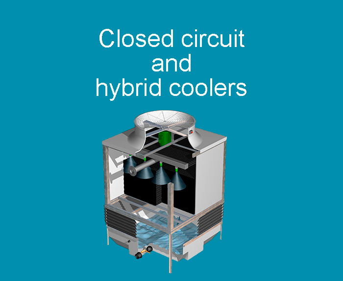 CLOSED CIRCUIT AND HYBRID COOLERS