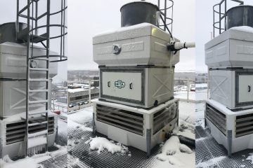 PMS Cooling Tower for a Russian Salt Producer (1)