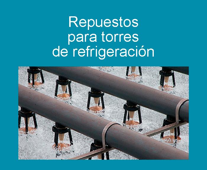 repuestos para torres de refrigeración / componentes para torres de refrigeración / repuesto para torres de refrigeración / componente para torres de refrigeración