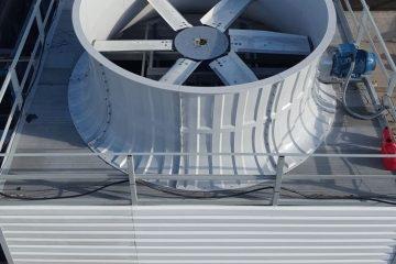 ruido en las torres de refrigeración