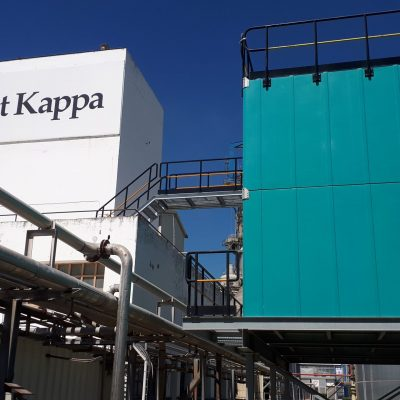 Safe access at Smurfit Kappa