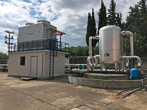 Condensadores evaporativos MCC