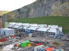 Torres de refrigeración para plantas de valorización