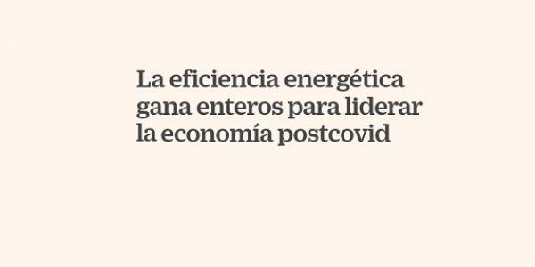 Eficiencia energética, nuevas oportunidades