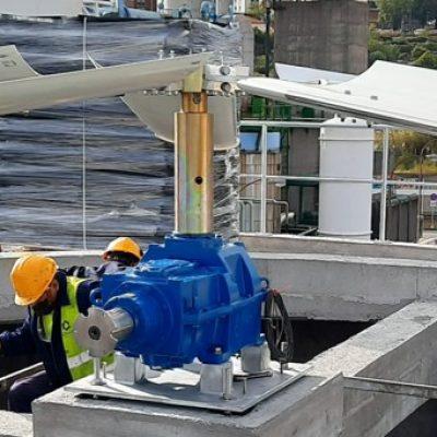 Retrofit de torres de refrigeración en Gases Oxinorte