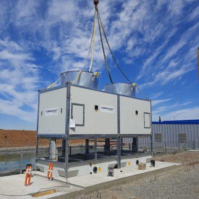 Refrigeración en la generación de energía de respaldo