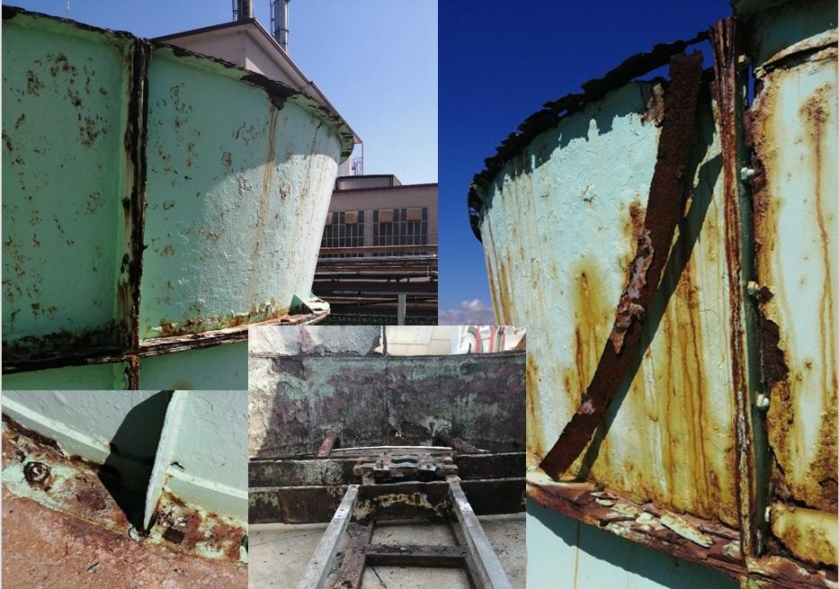 Corrosión en torres de refrigeración
